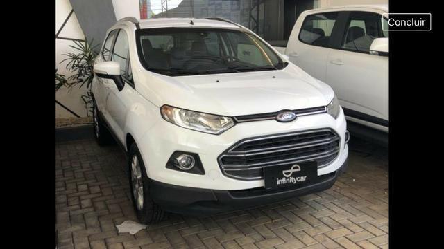 Ford Ecosport Titanium 2.0 Aut. Start Stop 2014 R$ 47.900