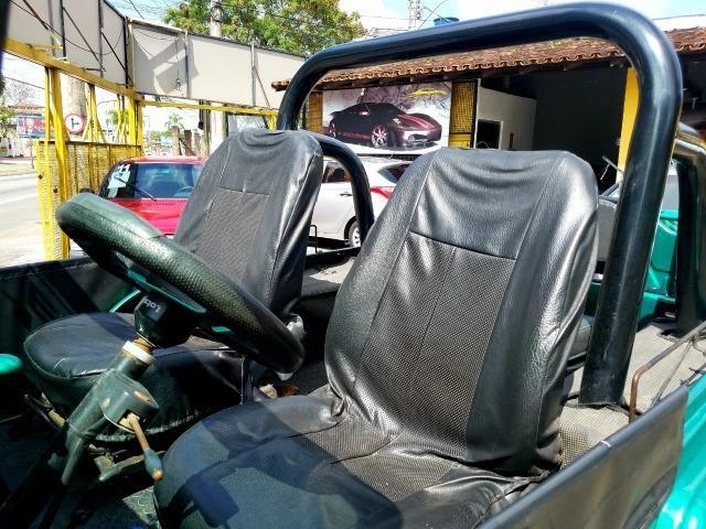 Jeep Willys 4x4 gasolina 1966/66. Muito novo. Raridade! Confira! - Foto 9