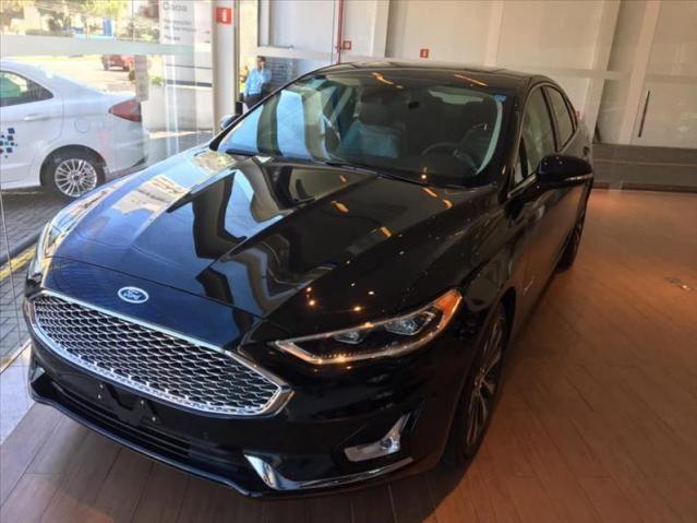 Ford Fusion 2.0 Titanium Awd 16v - Foto 8