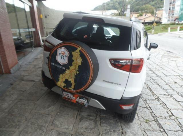 Ecosport Freestyle 1.6 16v flex / branca / Impecável!!! Completa / Petrópolis/RJ - Foto 5