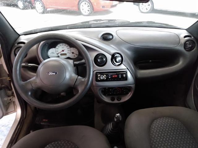 Ford ka gl/ 2004/ parcelas de 499.00/ aprovamos score baixo - Foto 7