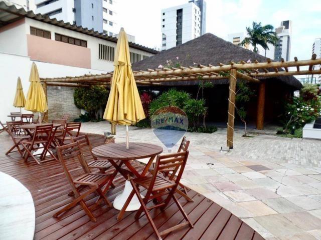 Apartamento com 3 dormitórios à venda, 97 m² por R$ 400.000,00 - Tirol - Natal/RN - Foto 19