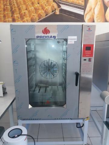 Produto novo - Marca Progas para padarias forno turb. tamanhos variados - Foto 5