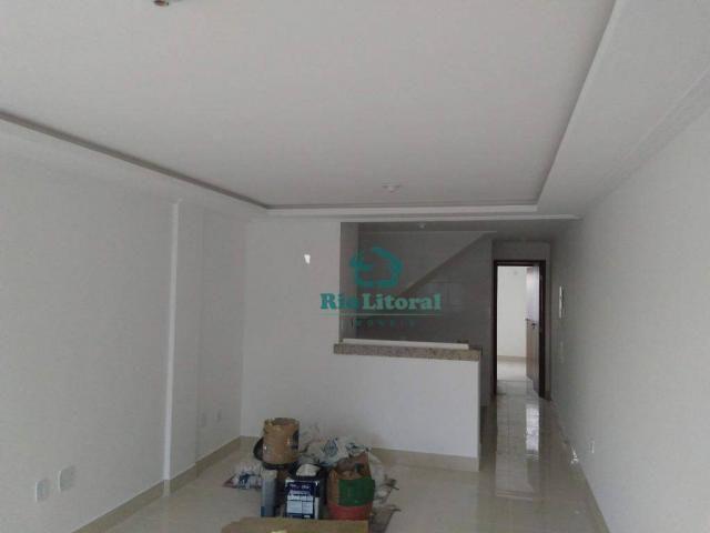 Casa com 3 dormitórios à venda, 115 m² por R$ 370.000 - Ouro Verde - Rio das Ostras/RJ - Foto 7