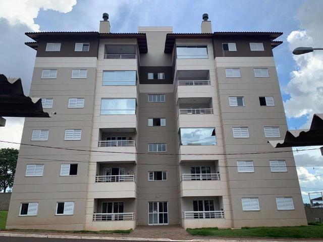 Apartamento à venda, 4 quartos, 1 vaga, monte castelo - campo grande/ms