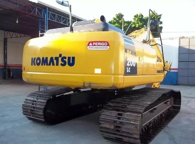 Escavadeira hidráulica Komatsu - Foto 2