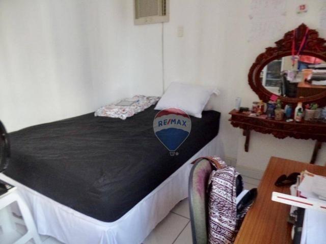 Apartamento com 3 dormitórios à venda, 97 m² por R$ 400.000,00 - Tirol - Natal/RN - Foto 12