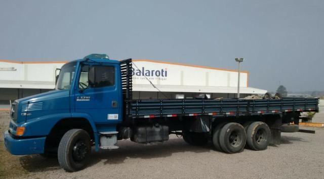 Autônomo com Caminhão para Agregar na Logística Balaroti - Foto 2