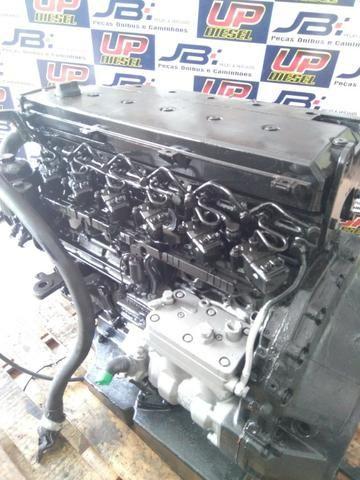 Motor usado - OM-906 Mercedes-Benz - Eletrônico - Foto 5