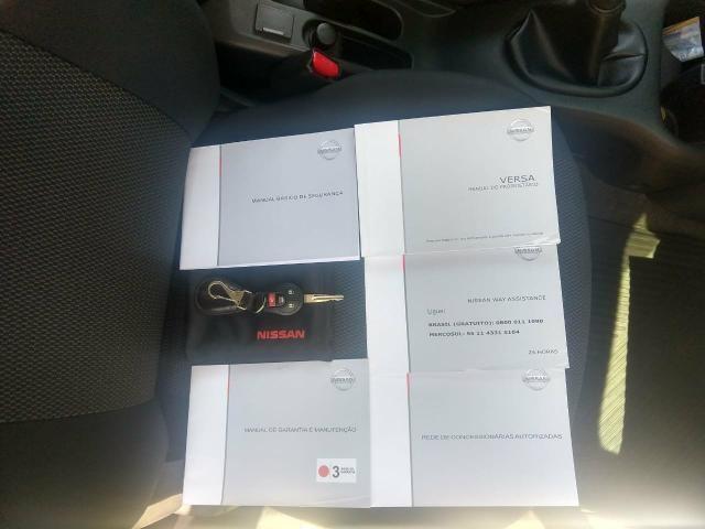 Nissan Versa Sv 1.6 completo - Foto 11