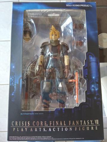 Cloud Strife [Crisis Core: Final Fantasy VII, Play Arts Action Figure]
