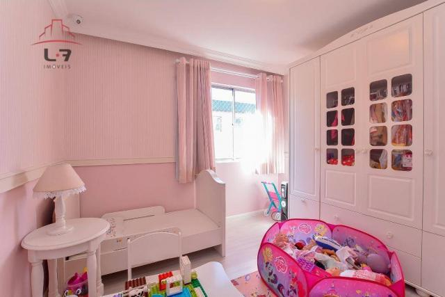 Apartamento com 3 dormitórios à venda, 79 m² por R$ 310.000,00 - Bacacheri - Curitiba/PR - Foto 18