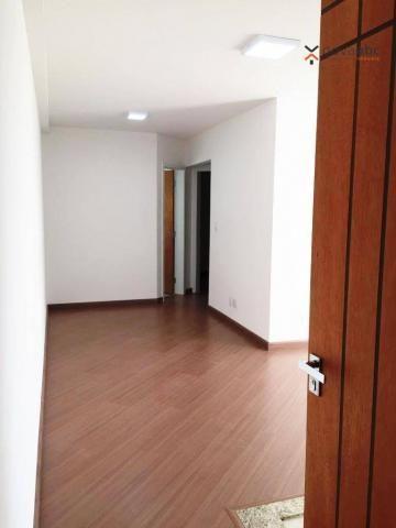 Apartamento com 2 dormitórios à venda, 54 m² por R$ 212.000 - Parque das Nações - Santo An