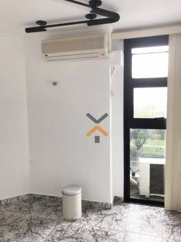 Sala para alugar, 76 m² por R$ 1.600,00/mês - Jardim - Santo André/SP - Foto 3