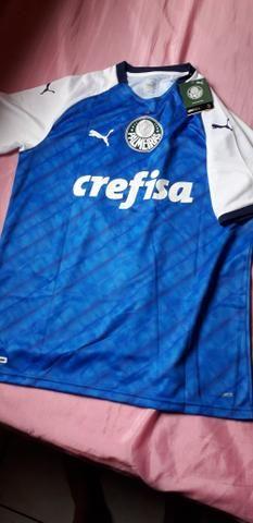 Camisa Palmeiras comemorativa libertadores 1999