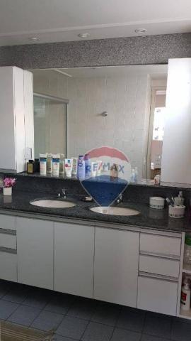 Apartamento com 3 dormitórios à venda, 106 m² por R$ 230.000,00 - Barro Vermelho - Natal/R - Foto 8