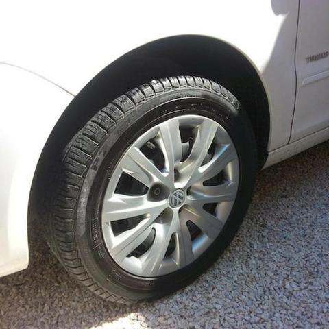 VW Fox 2013 Trendline Flex 1.6 - direção hidráulica, vidros elétricos e travas elétricas - Foto 3