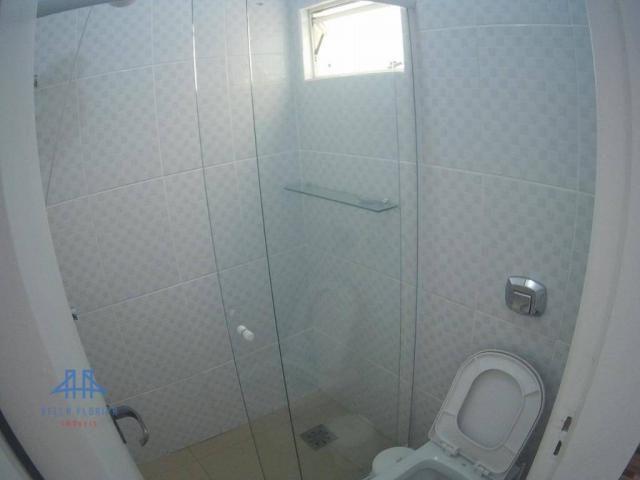 Apartamento com 3 dormitórios à venda, 78 m² por r$ 420.000 - canasvieiras - florianópolis - Foto 19