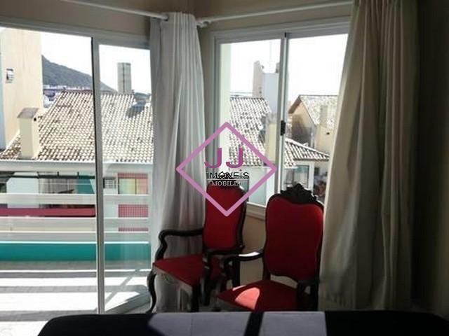 Apartamento à venda com 1 dormitórios em Ingleses do rio vermelho, Florianopolis cod:11074 - Foto 15