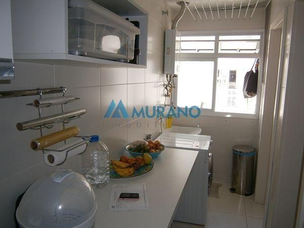 Murano Imobiliária vende apartamento de 3 quartos na Praia da Costa, Vila Velha - ES - Foto 7