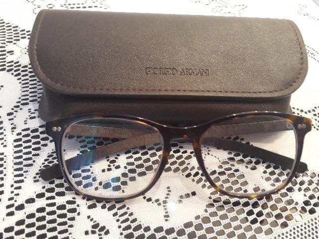 cef2bdb842e3a Armação óculos de grau Giorgio Armani AR7080 5026 original ...