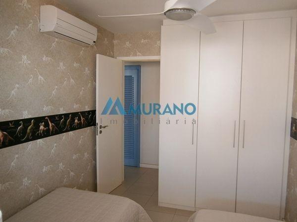 Murano Imobiliária vende apartamento de 3 quartos na Praia da Costa, Vila Velha - ES - Foto 9