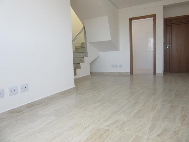 Cobertura à venda com 3 dormitórios em Caiçara, Belo horizonte cod:4552 - Foto 2