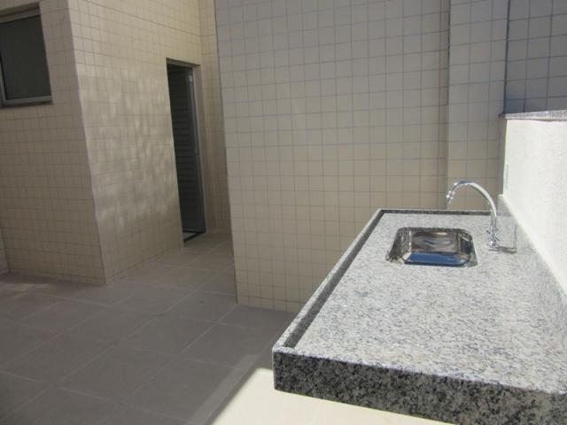 Cobertura à venda com 3 dormitórios em Caiçara, Belo horizonte cod:4552 - Foto 16