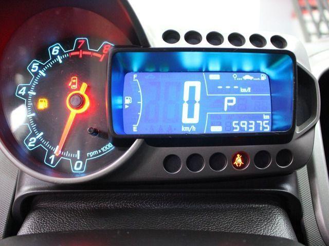 SONIC HB LTZ 1.6 16V FlexPower 5p Aut. - Foto 11