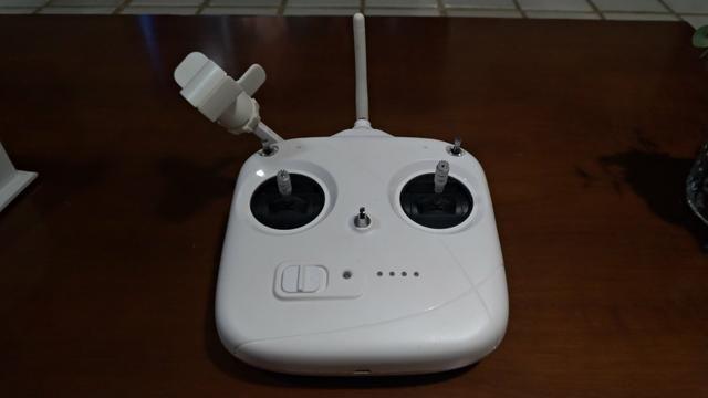 Controle para Drone Phantom 3 Standard - Foto 2