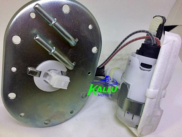 Bomba de combustivel nxr 150 bros 04/14 falcon xre niteroi moto kallu motos - Foto 2