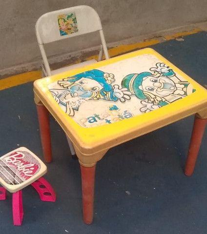 Vendo Mesa c/ cadeirinha - Foto 5