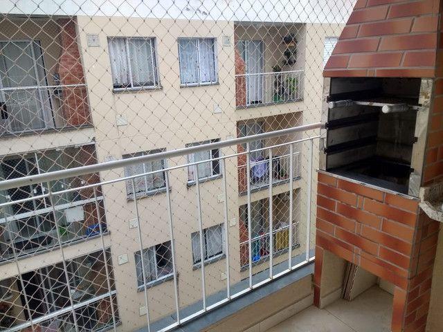 Apartamento para locação semi mobiliado no Bairro Serraria São José - Foto 10