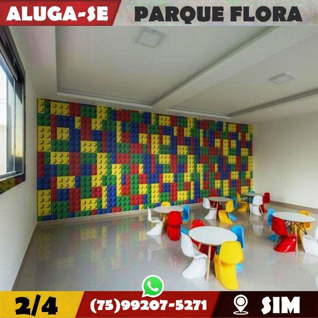 Parque Flora 2/4-Com Armários Na-Cozinha e Banheiro-Bairro-Sim-Feira de Santana-BA - Foto 10