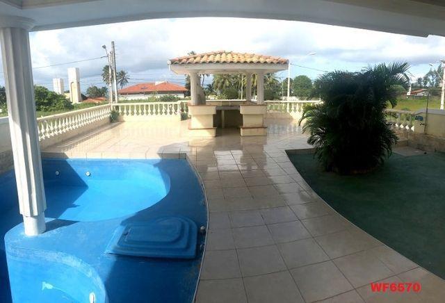 Casa duplex com 3 quartos, vista mar, 6 vagas, nascente, piscina, Bairro de Lourdes, Dunas - Foto 17
