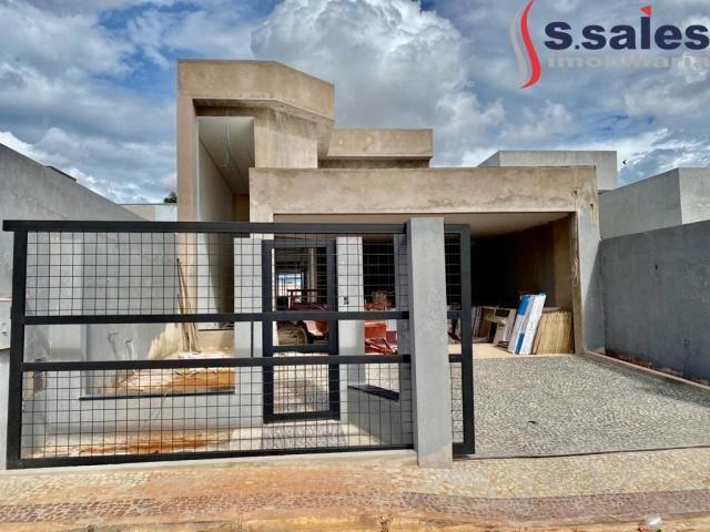 Linda Casa em Vicente Pires com 03 Suítes - Lazer Completo! Brasília DF