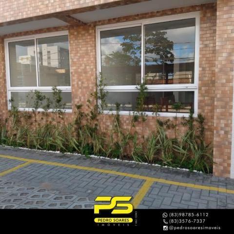 Apartamento com 1 dormitório à venda, 32 m² por R$ 122.600,00 - Jardim São Paulo - João Pe - Foto 5