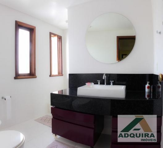 Casa sobrado com 4 quartos - Bairro Estrela em Ponta Grossa - Foto 5