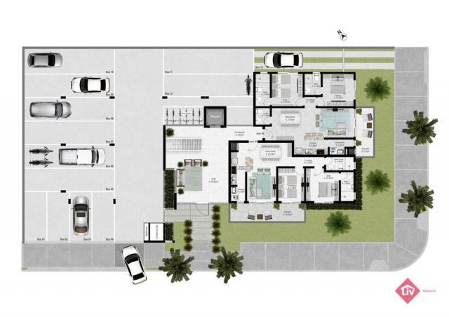 Apartamento à venda com 3 dormitórios em Praia da cal, Torres cod:1497 - Foto 4