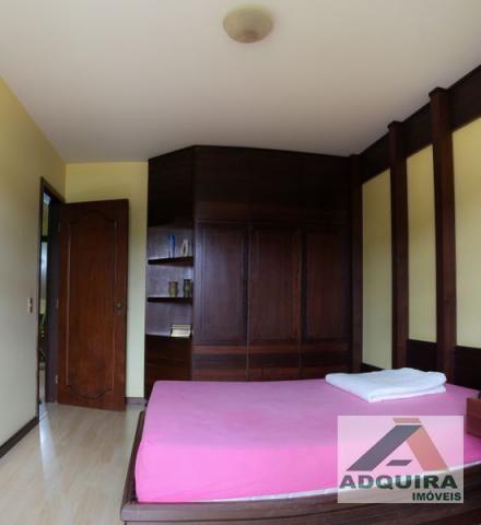 Casa sobrado com 4 quartos - Bairro Estrela em Ponta Grossa - Foto 10