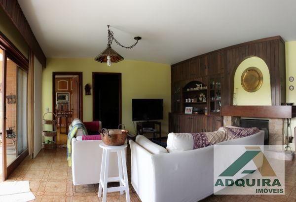 Casa sobrado com 4 quartos - Bairro Estrela em Ponta Grossa - Foto 12