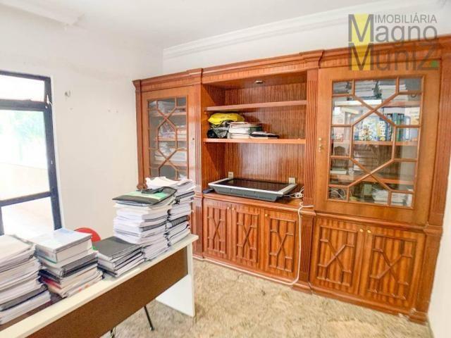 Apartamento com 4 dormitórios para alugar, 303 m² por R$ 4.200,00/mês - Aldeota - Fortalez - Foto 6