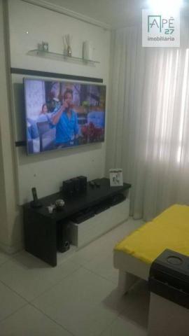 Apartamento à venda, 55 m² por R$ 310.000,00 - Ponte Grande - Guarulhos/SP - Foto 6