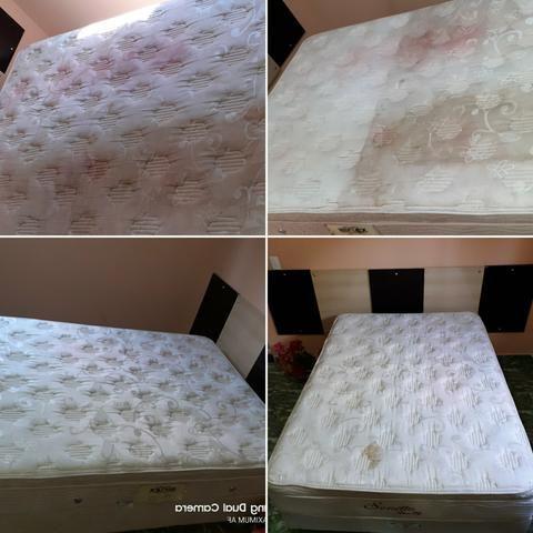 Sofá limpo!!! com garantia!!! - Foto 4