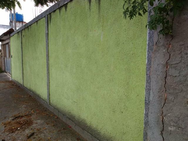 Casa com terreno murado e galpão - Foto 6