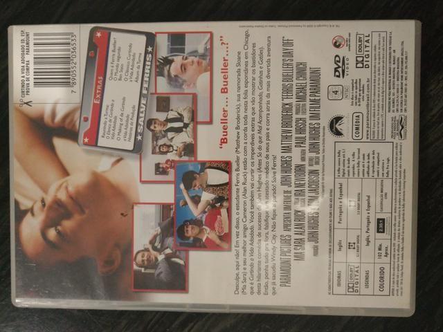 DVD Curtindo a Vida Adoidado - Foto 2