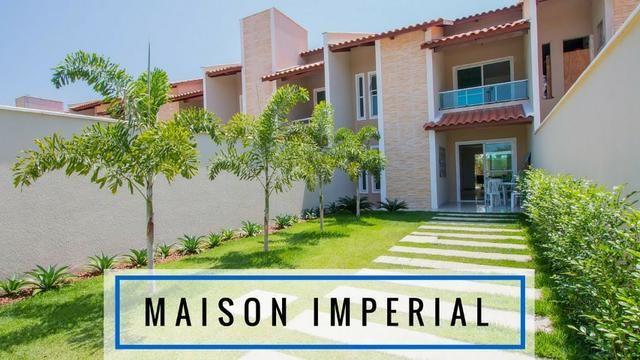 Duplex em rua privativa no Eusébio. R$ 385.000,00 - Foto 3