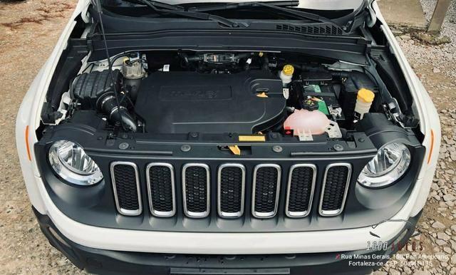 Jeep Renegade 2015/2016 Longitude 4x4 Diesel Automática - Foto 5