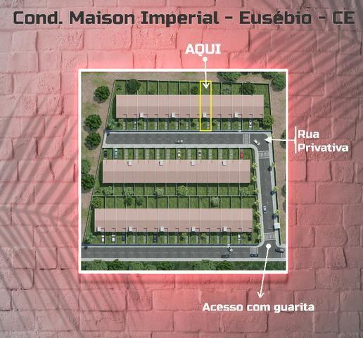 Duplex em rua privativa no Eusébio. R$ 385.000,00 - Foto 4