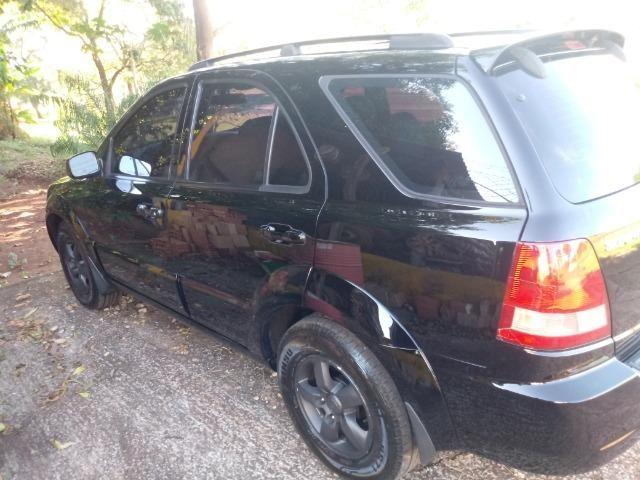 Kia Sorento EX 2.5 Diesel 4x4 ano 2008 - Foto 2